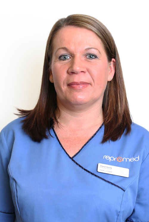 Cheryl Young - Healthcare Assistant