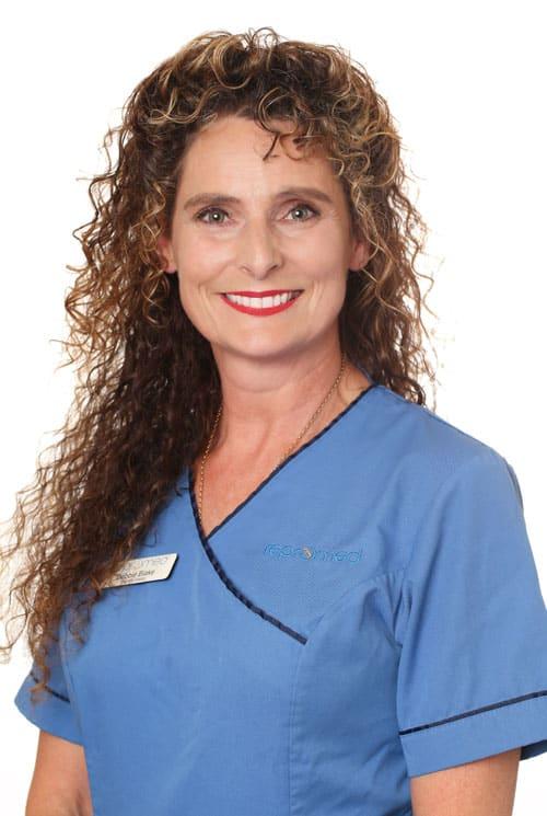 Scientific Director, Dr Debbie Blake