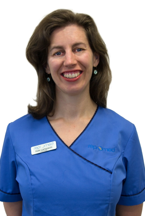 Doctor Kate Lamprecht - Quality Manager