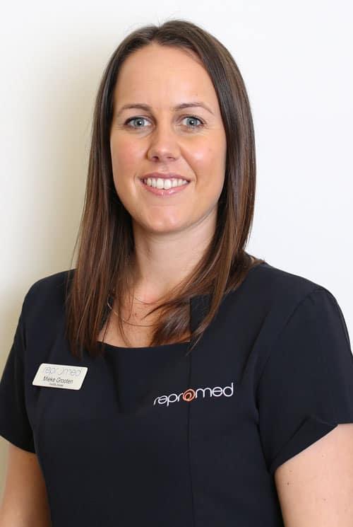Mieke Grooten - Fertility Nurse