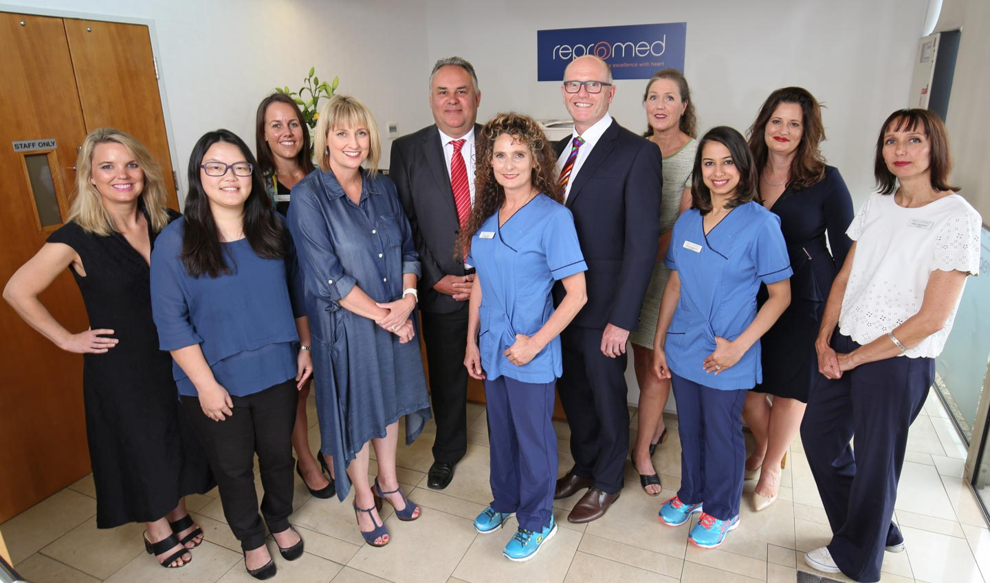 Repromed Staff - Fertility Specialists